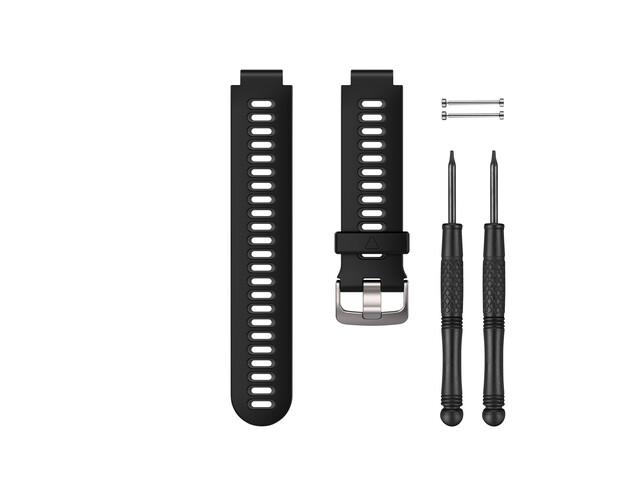 Garmin Forerunner 735XT Ersatzarmband black/grey